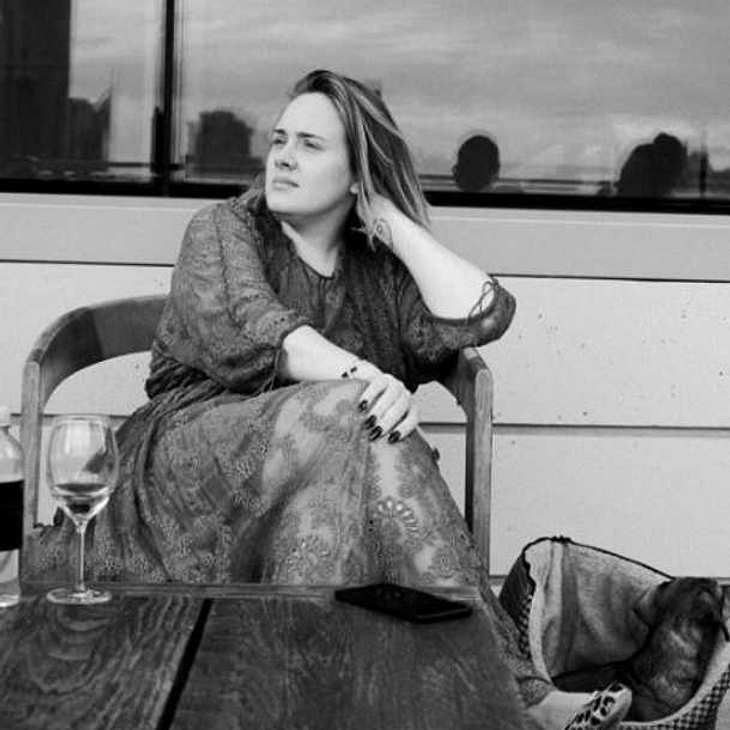 Adele begeistert ungeschminkt auf Instagram!
