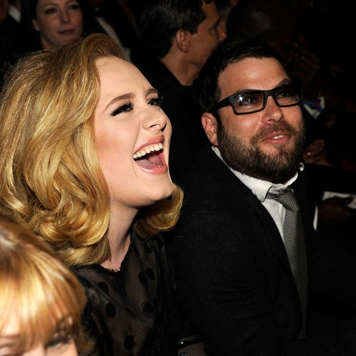 Haben sich Adele und Simon Konecki verlobt?
