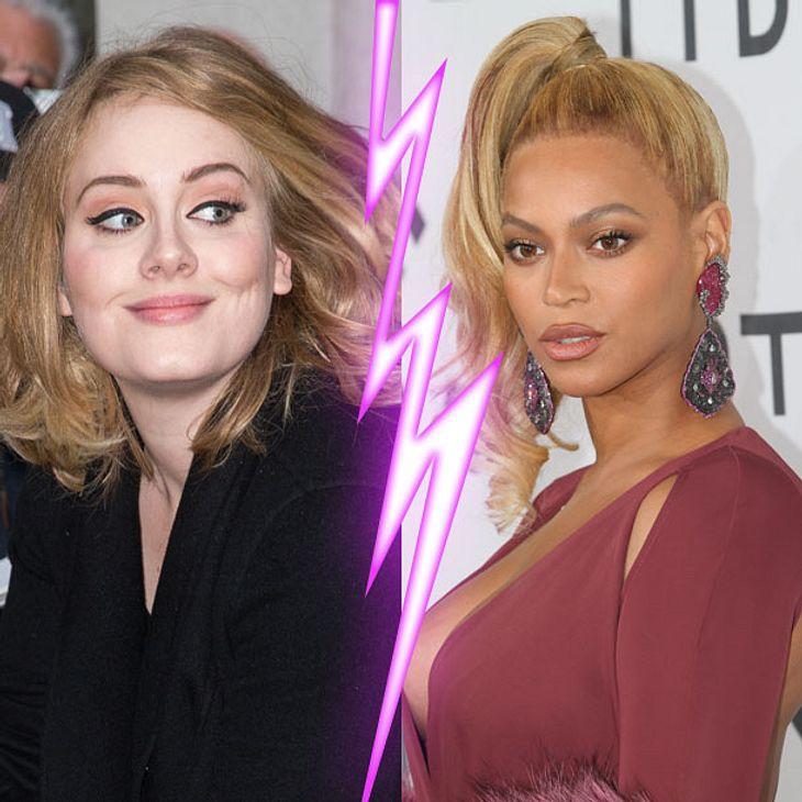 Adele vs. Beyoncé