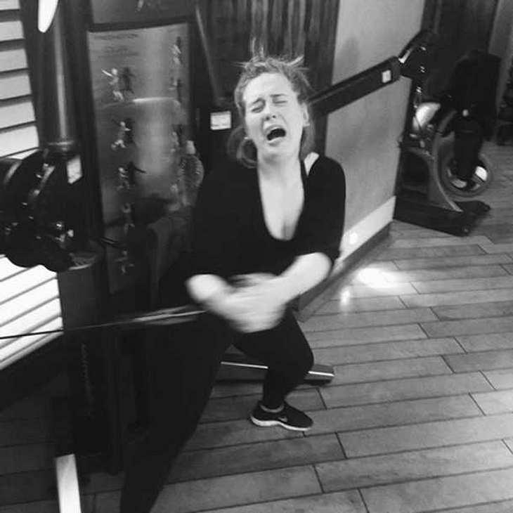 Adele Workout