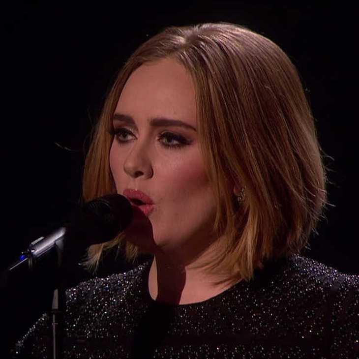 Adele hat eine neue Frisur