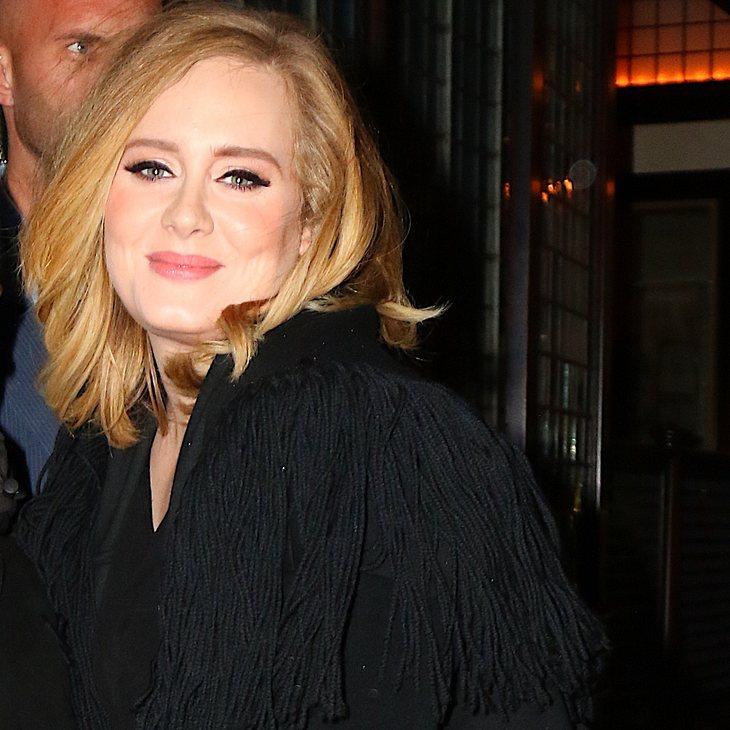 Gehen Drake und Adele bald gemeinsam ins Studio?