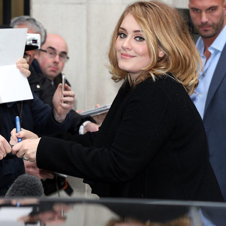 Adele bricht alle Rekorde