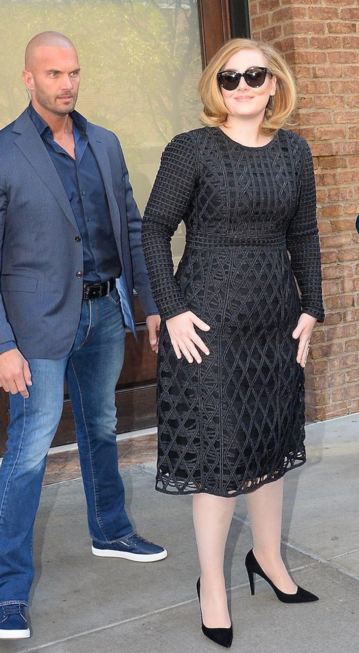 Adele: Attraktiver neuer Bodyguard lässt Fanherzen höherschlagen