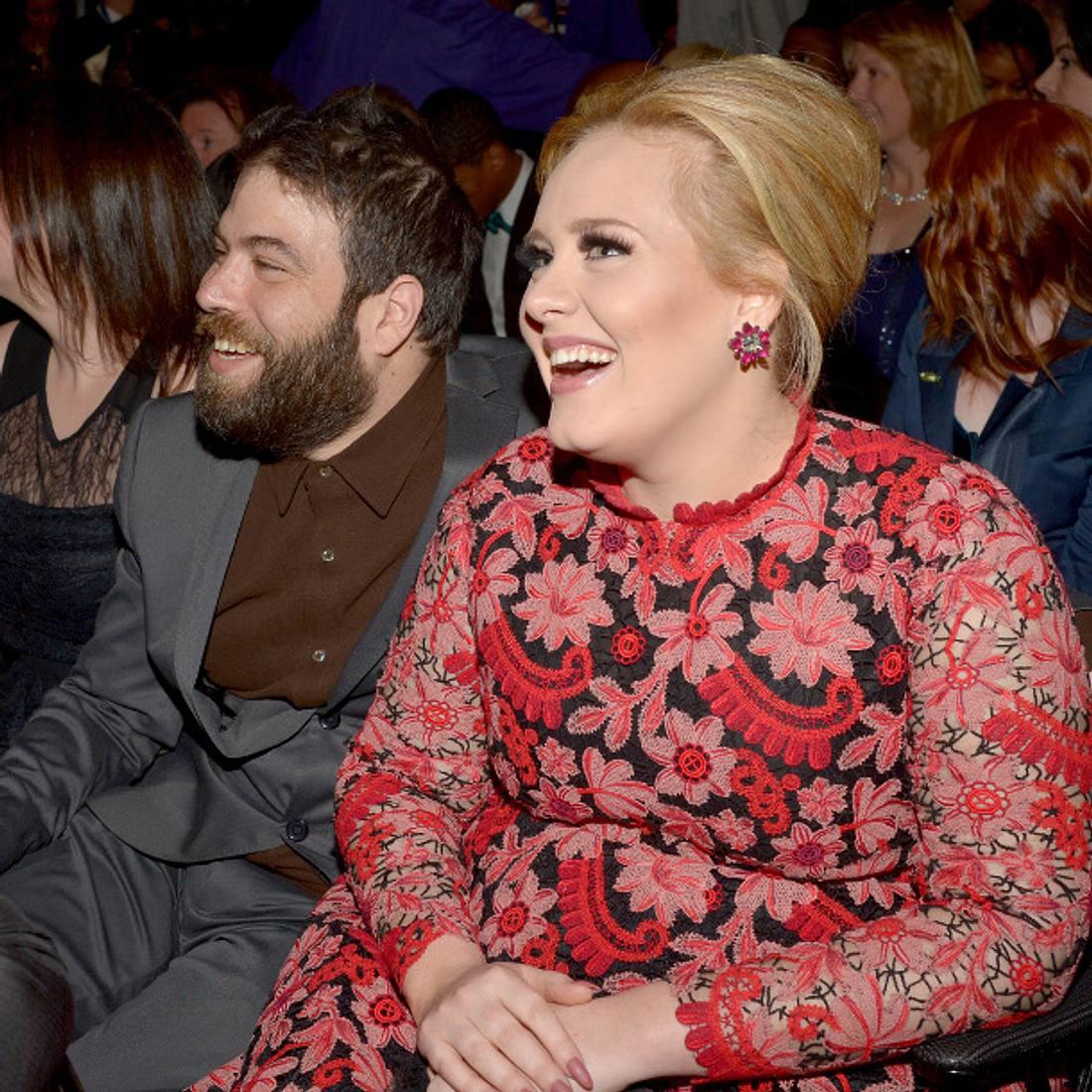 Werden Adele und ihr Langzeitfreund Simon Konecki bald heiraten?