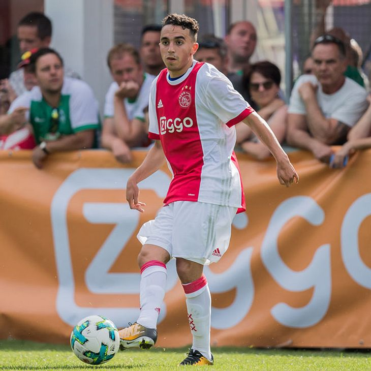 Ajax-Amsterdam Spieler zusammengebrochen