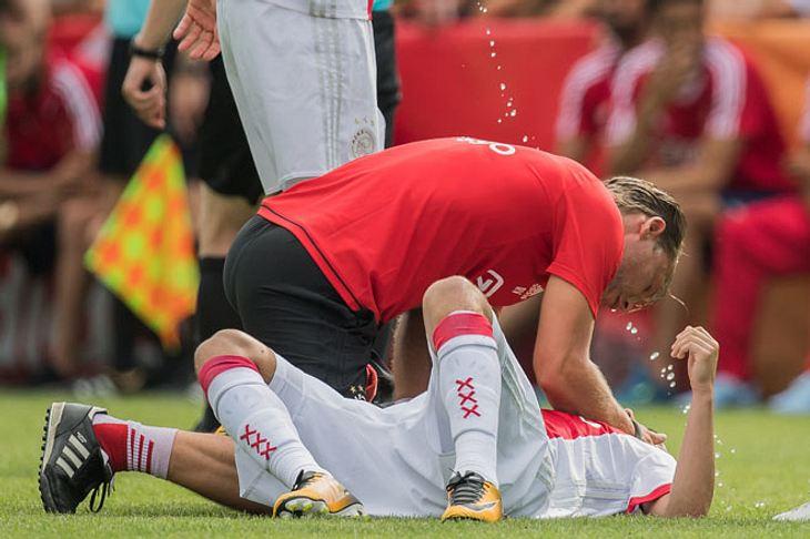 Ajax-Fußballer Nouri:
