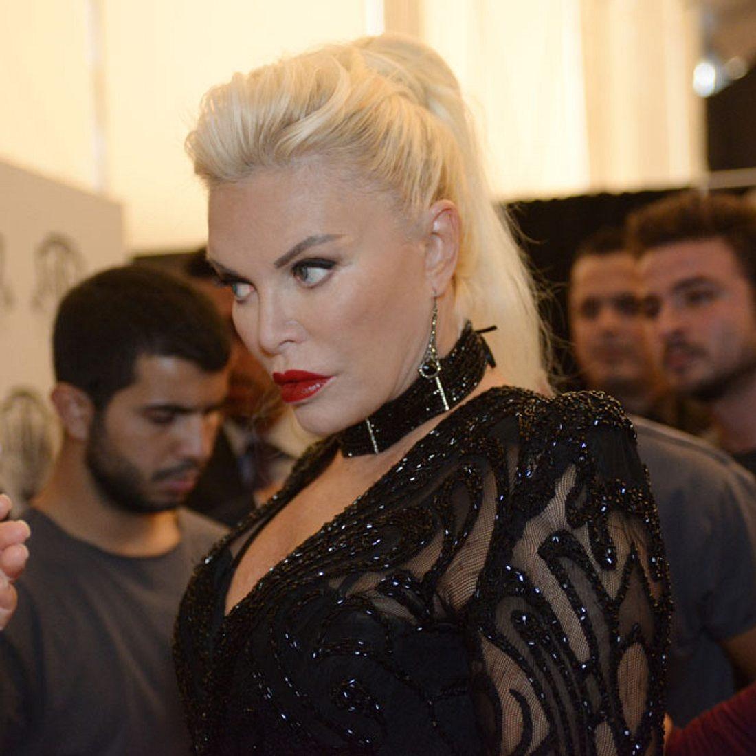 Sängerin Ajda Pekkan: Ein Baby mit 71 Jahren!