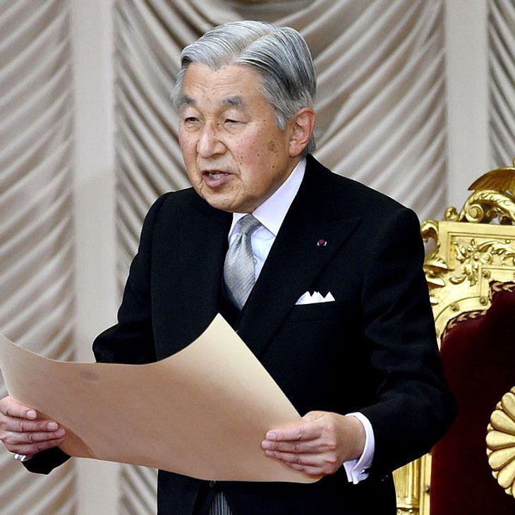 Akihito von Japan: Der Kaiser dankt ab - InTouch
