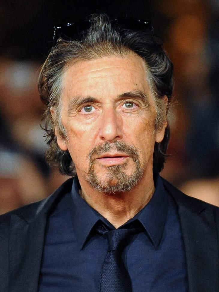 Hochzeitsmuffel in Hollywood71 Jahre und noch nie verheiratet: Al Pacino zieht das durch, was einige seiner männlichen Artgenossen sich so sehr wünschen - fast ein ganzes Leben ohne Trauschein und nervige Ehefrau.Heiratswahrscheinlichkeit: