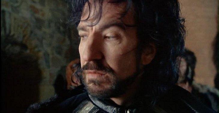 Alan Rickman als Sheriff von Nottingham