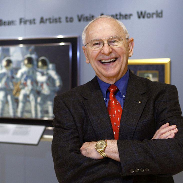 Alan Bean: Der vierte Mann auf dem Mond ist tot
