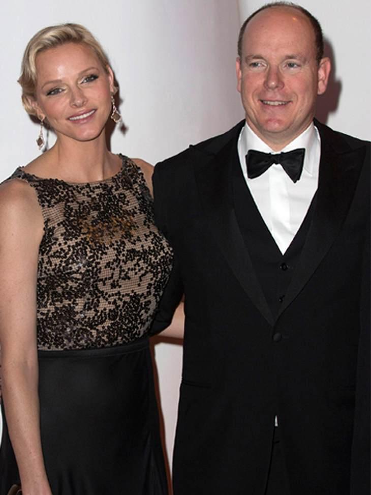 Fürstin Charlene & Fürst Albert: Sind ihre Zwillinge schon auf der Welt?