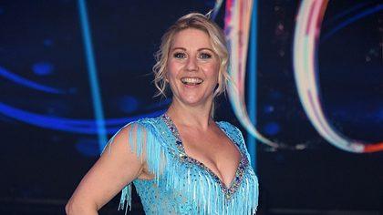 Aleksandra Bechtel bei Dancing on Ice 2019 - Foto: Getty Images