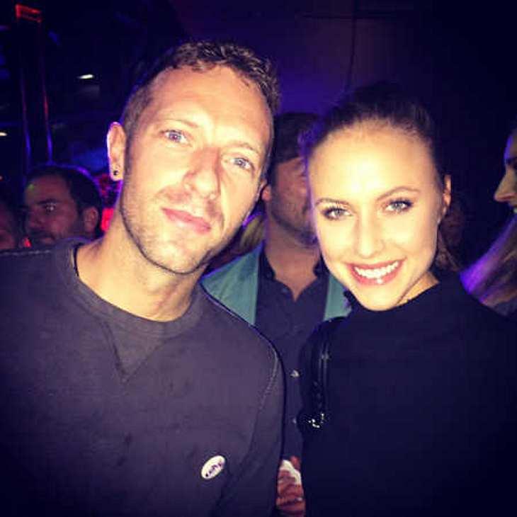 Alena Gerber: Scharf auf Chris Martin?