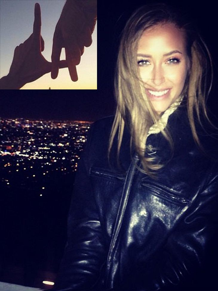 Alena Gerber: Neustart in in Los Angeles?