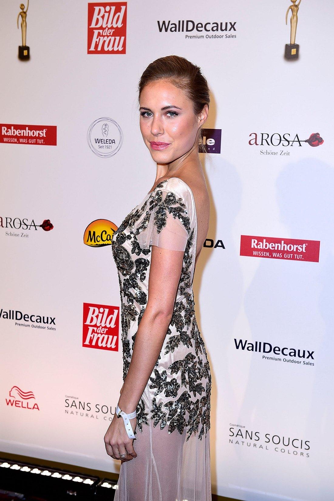 Alena Gerber will sich nicht zur Vaterschaft ihres Ex-Freundes äußern