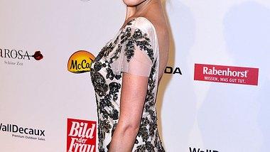 Alena Gerber will sich nicht zur Vaterschaft ihres Ex-Freundes äußern - Foto: Getty Images