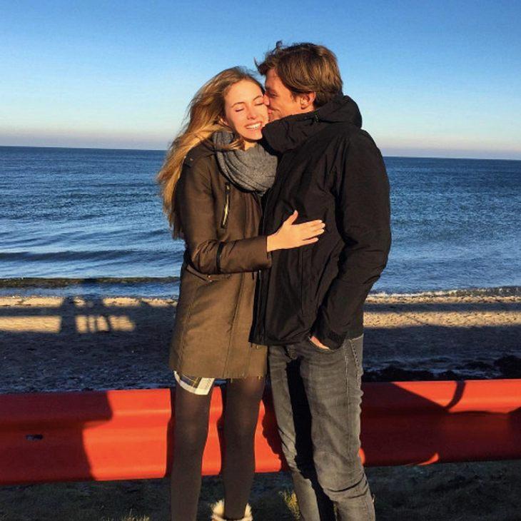 Alena Gerber und Clemens Fritz haben heimlich geheiratet!