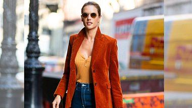 Klau den Look! Cooler Herbst-Style von Alessandra Ambrosio
