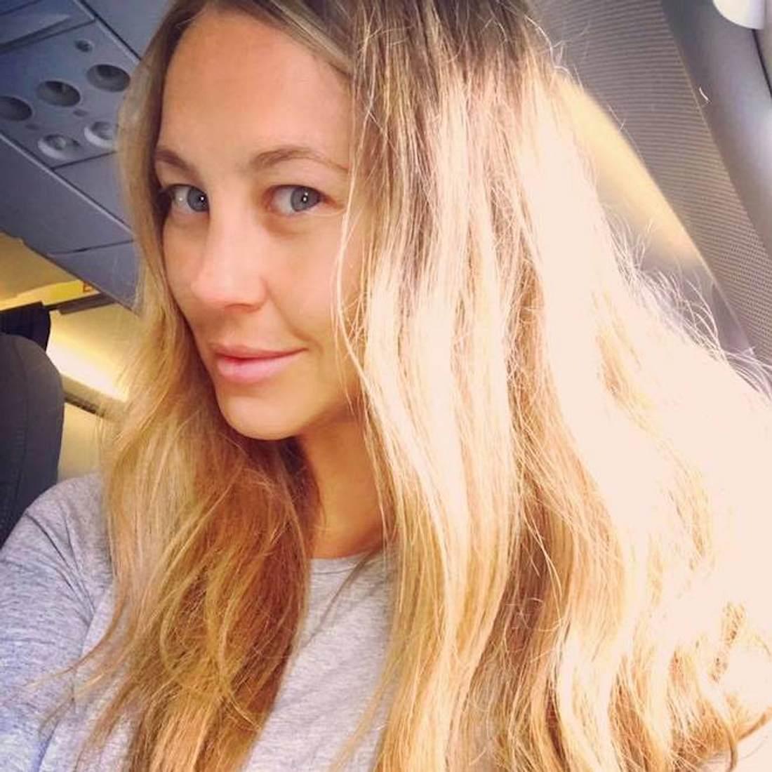 Alessandra Meyer-Wölden: JA ich werde wieder Mama.
