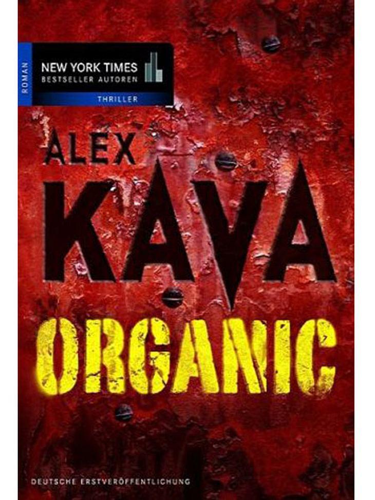 """""""Organic"""" von Alex KavaKathrin von der WUNDERWEIB.de-Redaktion: Organic ist ein spannendes und super interessantes Buch, was aktuelle Themen wie Umweltschutz und Terrorismus zusammenbringt. Spannend von der ersten bis zur letzten"""