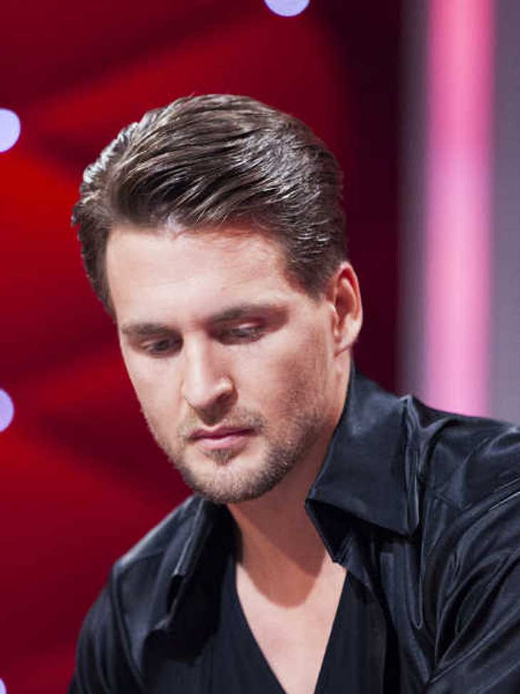 """Alexander Klaws lästert über """"Deutschland sucht den Superstar""""."""