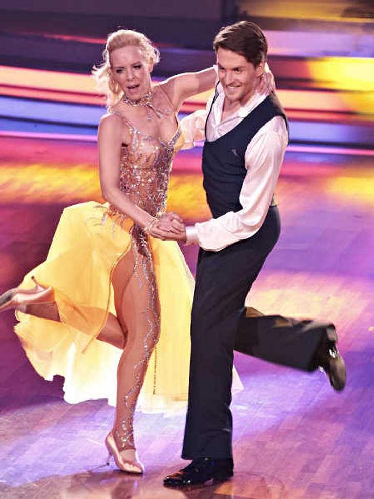 """Alexander Klaws ist der Favorit bei """"Let's Dance""""."""