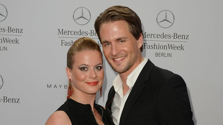 Alexander Klaws und Freundin