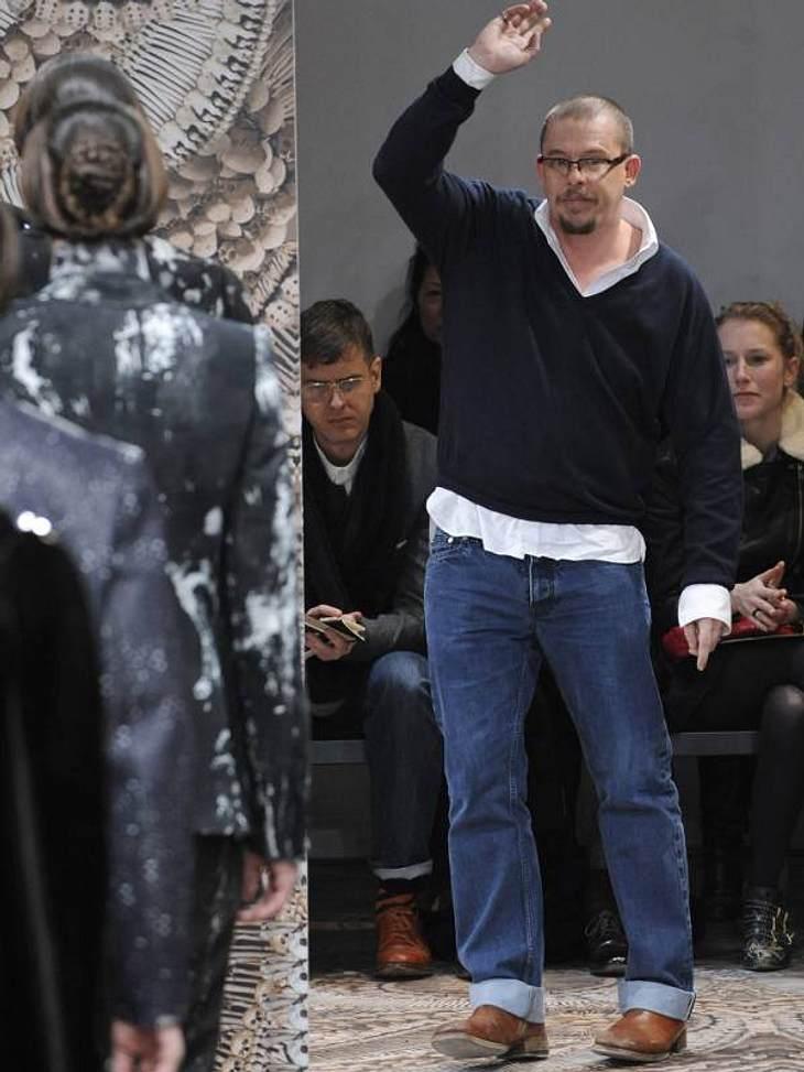 Der Modedesigner wurde nur 40 Jahre alt.