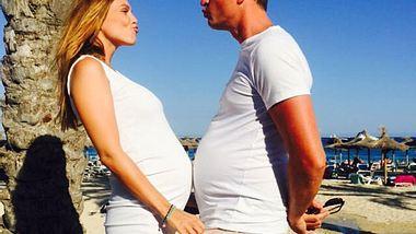 Alexander und Angelina Posth bekommen ein Mädchen - Foto: WENN
