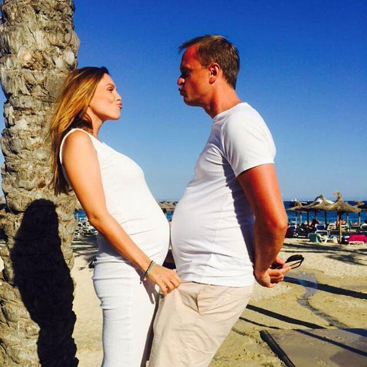 Alexander und Angelina Posth bekommen ein Mädchen
