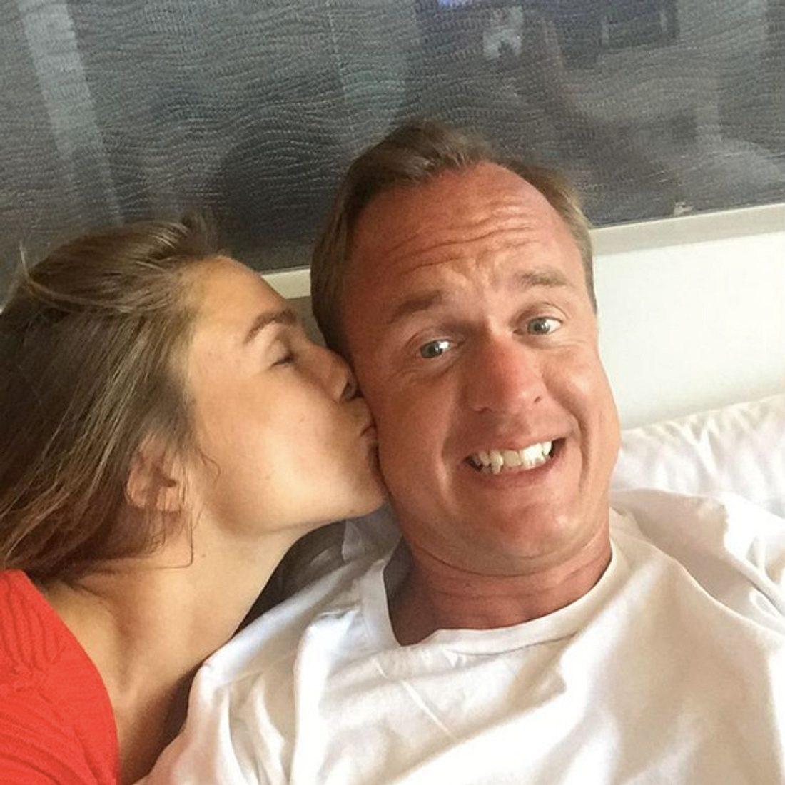 Alexander und Angelina Posth haben sich als Beweis ihrer Liebe unter die Nadel gelegt