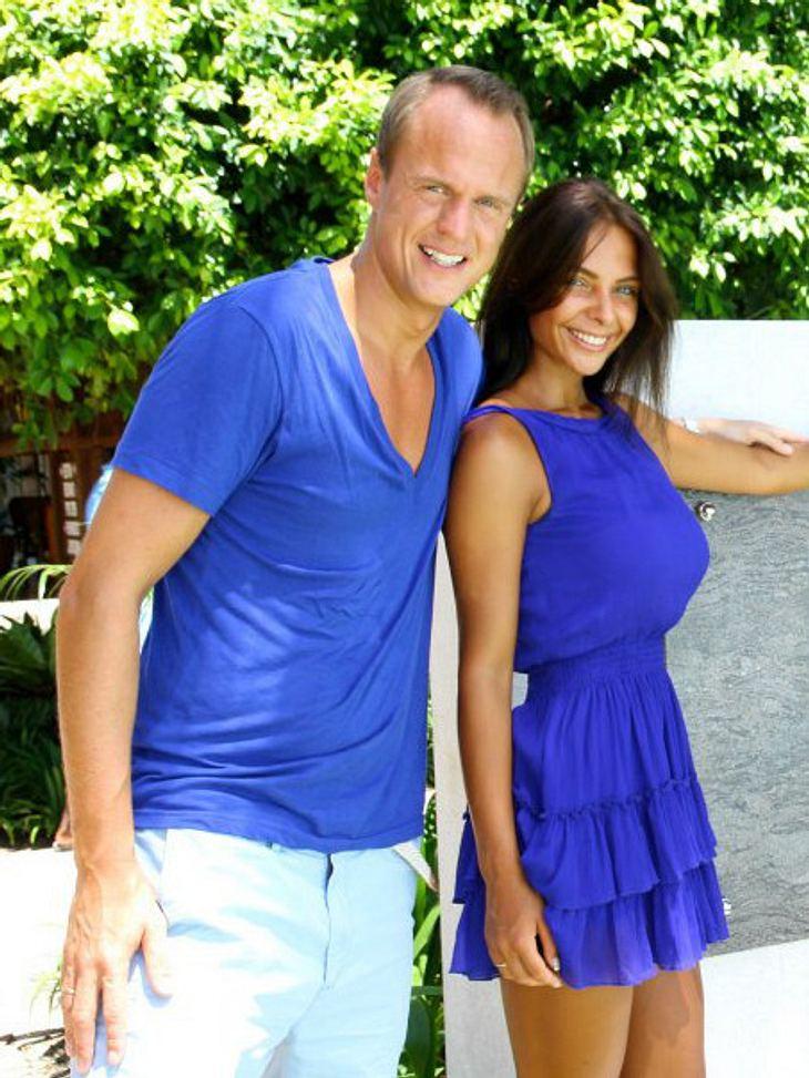 Alexander Posth und Anastasia Abasova: Das ist lange aus