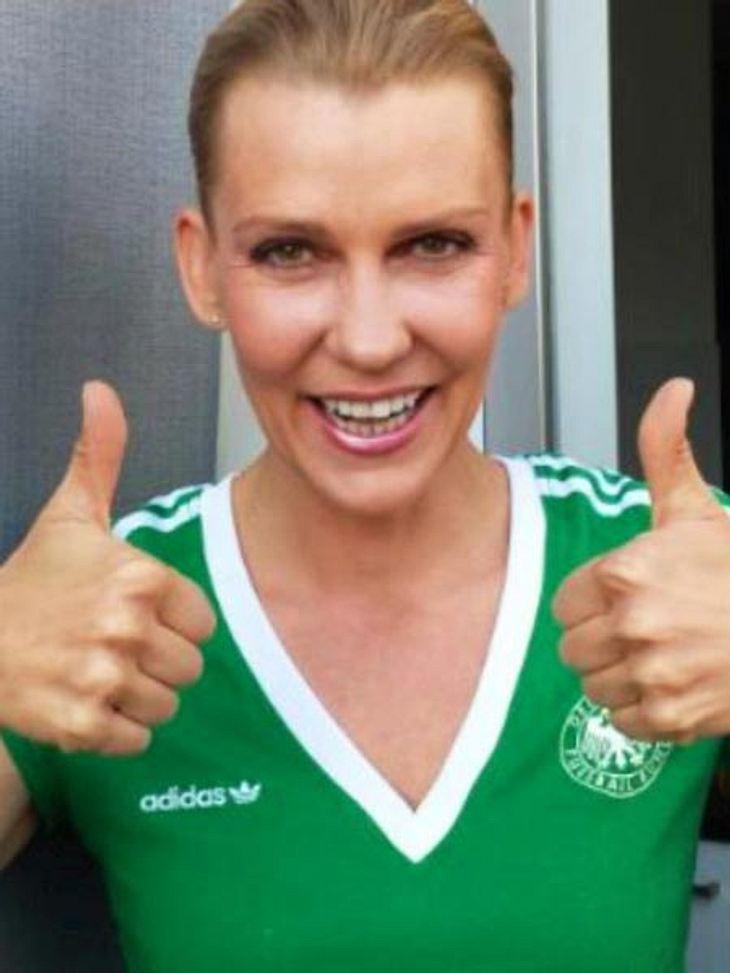 Alexandra Rietz Nach Big Brother Zurück Zur Polizei Intouch