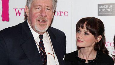 Alexis Bledel fühlte sich mit Ed herrmann eng verbunden - Foto: Getty Images