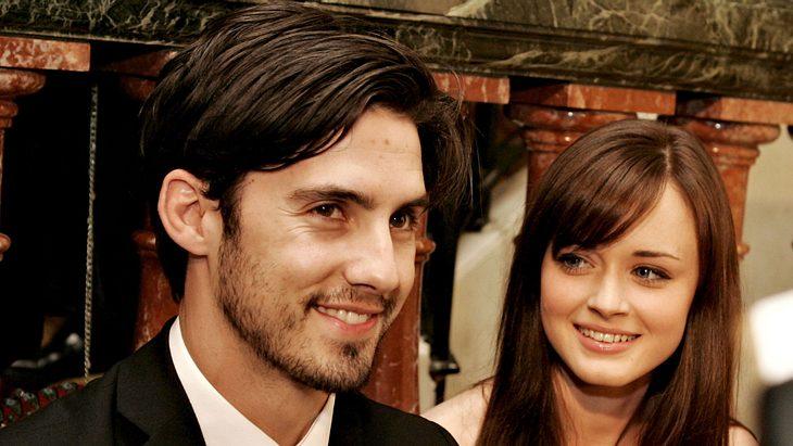 Alexis Bledel und Milo Ventimiglia waren vier Jahre ein Paar