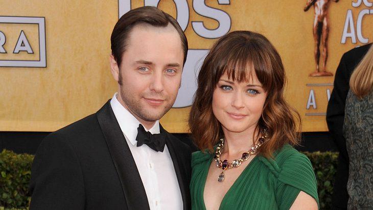 Alexis Bledel und ihr Verlobter Vincent Kartheiser 2013
