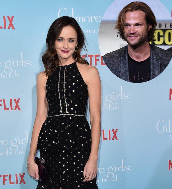 "Enthüllt: ""Gilmore Girls""-Alexis Bledel & Jared Padalecki waren ein Paar!"