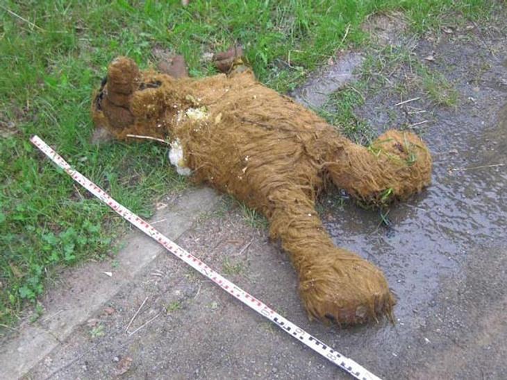 Alf konnte nur tot gefunden werden