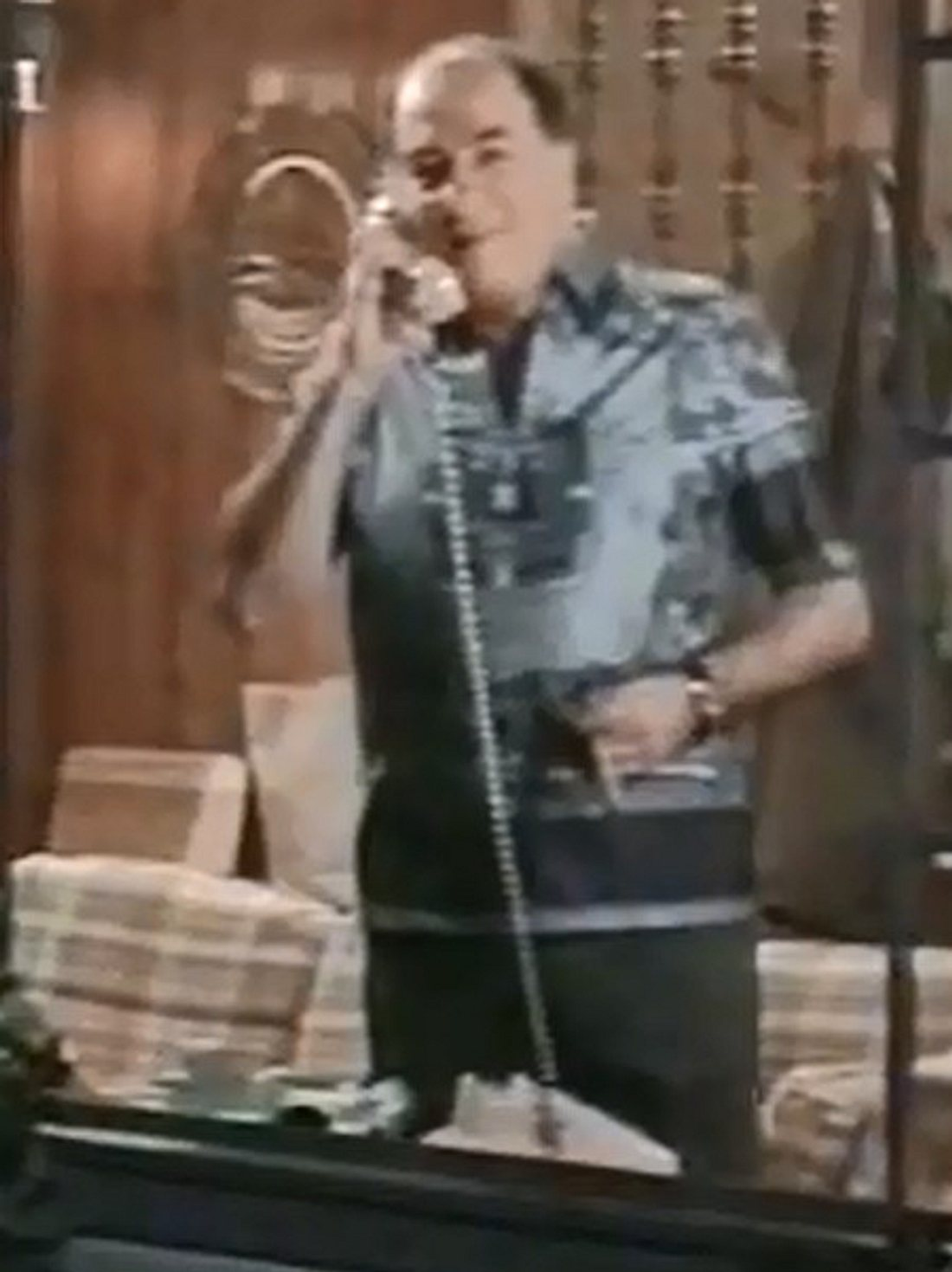 John LaMotta spielte Trevor Ochmonek