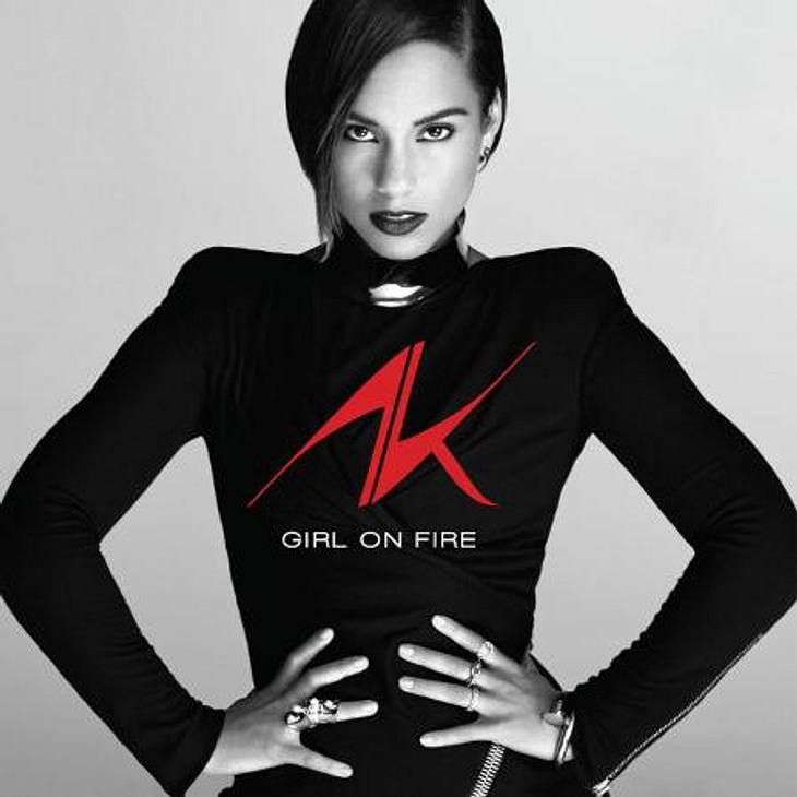 "Alicia Keys: Das neue Album ""Girl On Fire"" erscheint am 23. November"