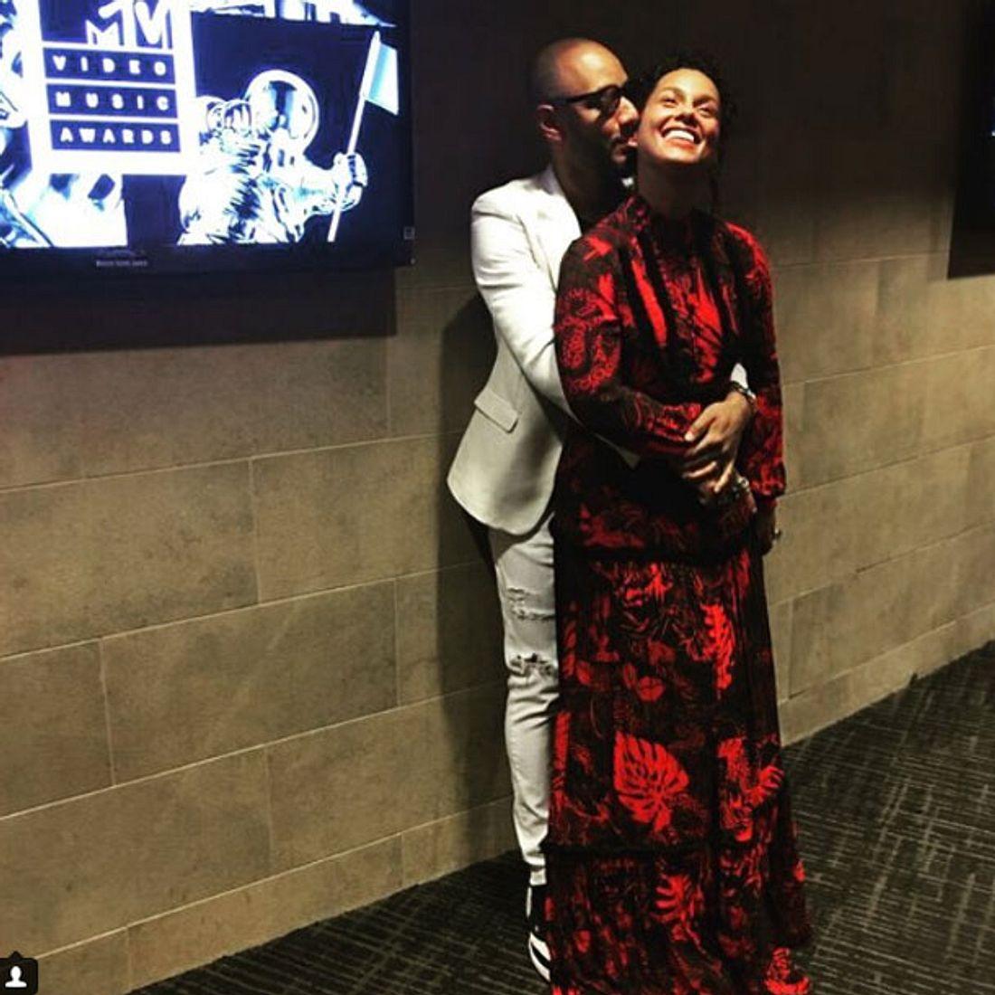 Ist Alicia Keys schwanger?