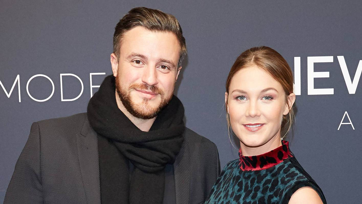Alina Merkau und ihr Mann Rael Hoffmann
