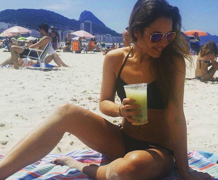 """Bachelorette""-Alisa: Sexy Urlaubsgrüße aus Rio"