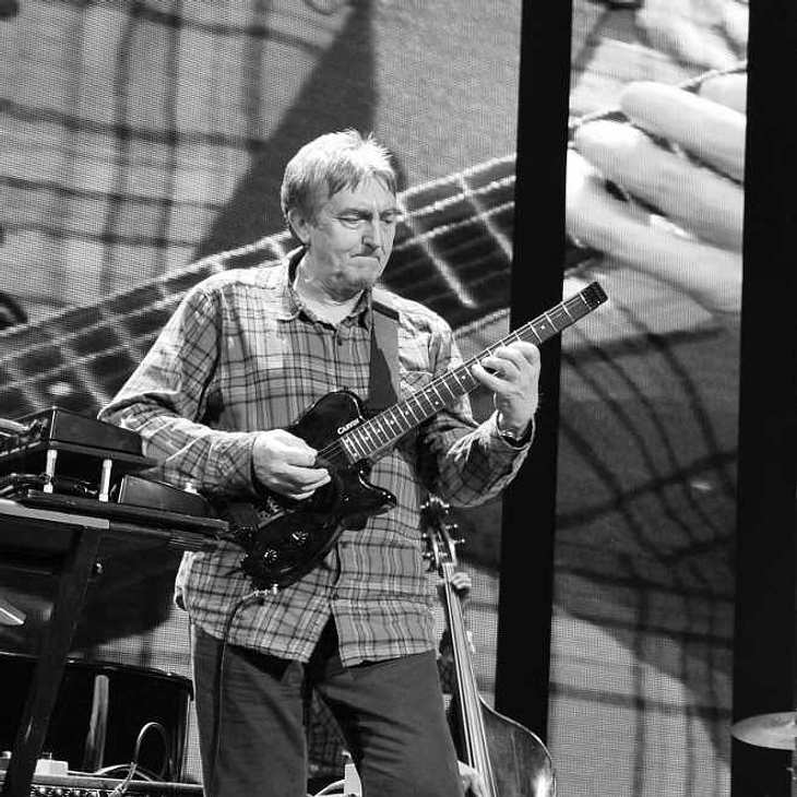 Jazz-Pionier Allan Holdsworth ist tot