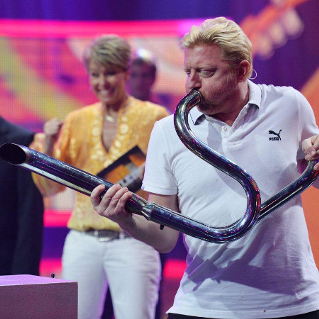 Pocher vs. Becker: Es ging nicht nur um die Ehre!