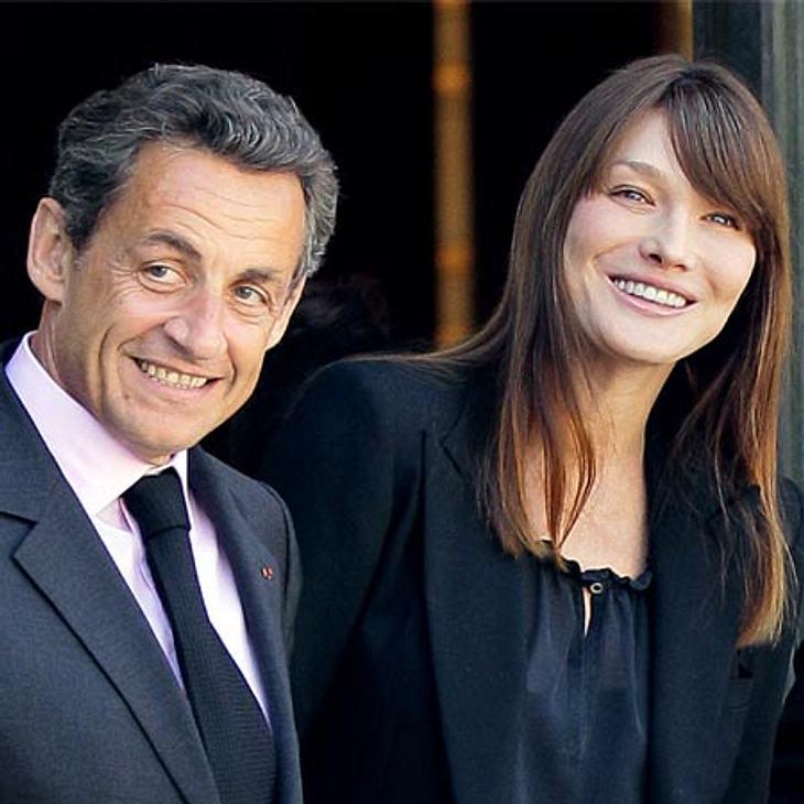 Prominente Paare mit großem AltersunterschiedCarla Bruni-Sarkozy ist seit 2008 die Ehefrau des französischen Präsidenten Nicolas Sarkozy (55). 2011 wurde sie im Alter von 43 Jahren Mutter. Stars und ihre Mütter: Mama muss mit!,