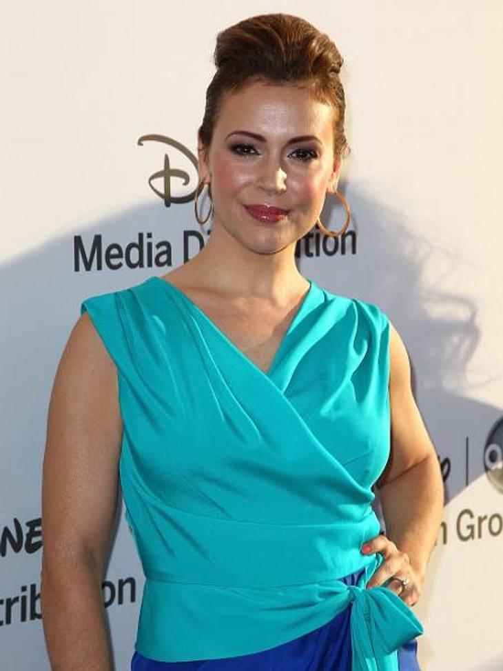 Vom Kinderstar zum Sex-SexsymbolEs ist Alyssa Milano (39)! Die Schauspielerin hat sich in eine wahre Red Carpet-Schönheit verwandelt.