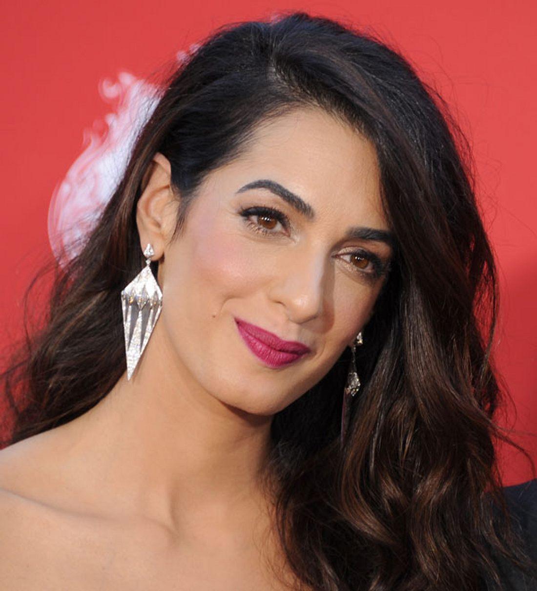 Amal Clooney wieder schwanger?